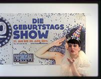 Stop Motion Trailer Friedrichbau Varieté Stuttgart