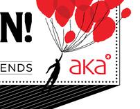 AKA Tony Award BBQ Invite