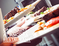 One night at Ancora Restaurant
