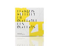 François Morellet – Die Quadratur des Quadrats