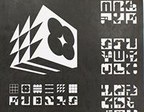 Rubiks Font