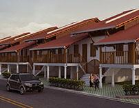 Tradisional Housing Scheme