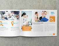 Business, Corporate Multipurpose A4 Brochure