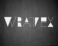 WRATEX typeface
