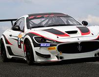 Maserati Corse Official livery 2014