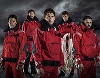 2014 Dongfeng Race Team - Volvo Ocean Race
