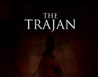 THE TRAJAN TYPOGRAPHIC POSTER
