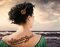 Oquestrada - Novo Álbum Atlantic Beat Mad'in Portugal