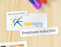 C&K Pre-schooling Professionals - Induction