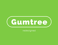 Redesigning Gumtree