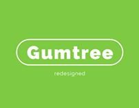 Redesigning Gumtree