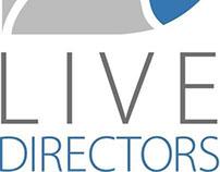 """Logo Design """"Live Directors"""""""