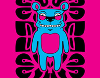 Critter Creations - Shirt Designs