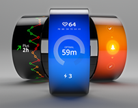 EQUI - Smartwatch concept KISD application 2014/15