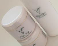 Rice Hut brand identity