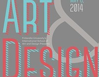 Exploration into Art & Design Workshop Poster