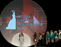 EUROPEAN DESIGN AWARD - Stage Visuals