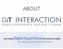 About DIT Interaction Studio