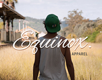 Equinox Apparel Advertisement (Mockup)