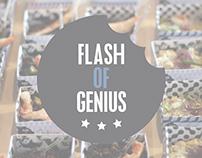 FLASH OF GENIUS - Milan design week 2014