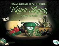 PINAR Gurme Krem Peynir Poster