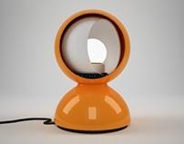 Render for Models4d volume 3 - Lamps