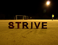 Strive - Sports Advertising