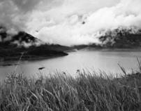 Clouds - Moncenisio lake