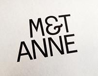 Logo 'Met Anne'