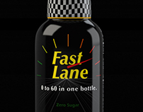 Fast Lane Energy Bottle