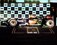 Lotus F1 Promo