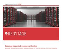 RedStage Sales Sheet