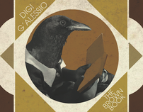 DIGI G'ALESSIO - THE BROWN BOOK [Cover Artwork]