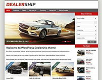 Dealership WordPress Cars Buying & Selling Theme