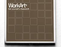 WorkArt. SpaceLift Book.