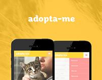 Adopta-me Website