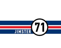 Jimster71 Branding