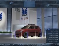 Virtual Car Showroom