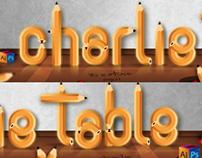 Portada CHARLIE TABLE