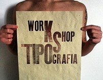 WorkShop de Tipografia