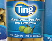 TING - Branding - Food