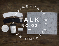 Talk Café by Talkin' Heads