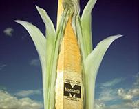 Corn Monument