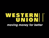 TV/ Western Union - Moving Money For Better