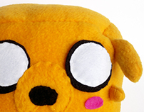 Cute Jake Plush