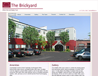 Brickyard Office Complex Website (WIP)