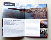 West Cornwall, Branding, Type & Booklet
