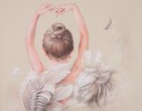 My Arts. Sepia, beige, pastel...