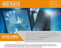 Materiais para Evento Corporativo sobre Big Data