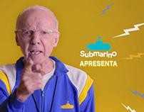 Submarino.com Zagallo
